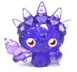 Liberty figure glitter purple