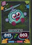 Wurley Foil