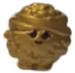 Boomer figure micro gold