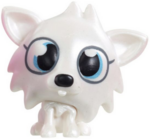 White Fang figure candyfloss