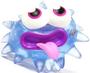 Iggy figure frostbite blue