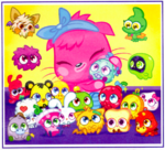 Poppet with Moshlings