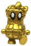 Shelly figure gold