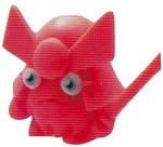 General Fuzuki figure shocking pink