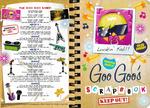Goo Goo Scrapbook cover