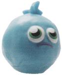 Podge figure brilliant blue