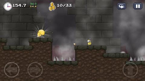 Level 5-4 – Golden Skull