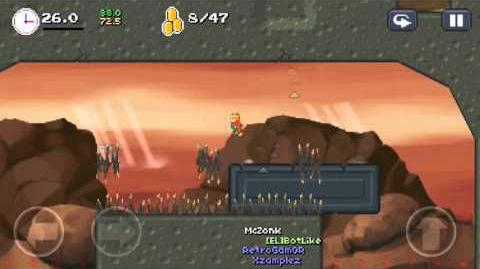 Mos Speedrun 2 – Level 2-4 – Speedrun 71.90