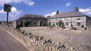 Outside view of the Jamaica Inn