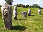 Some of the Avebury Stones