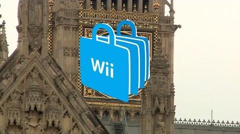 The last wii shop of big ben