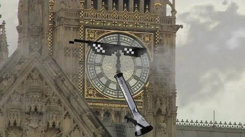 Big Ben Smokes His Final Bong