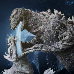 Kiss of Death... Godzilla Raids Again version!! late 2014-2015 launched