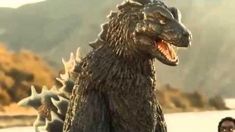 Godzilla Snickers Chocolate Bar TV Commercial Ad