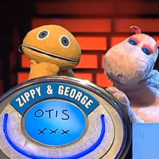 Zippy and George on <a href=