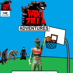 The 146th issue, in which the Rulers of Wiki get together to play basketball.