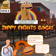 Zippy confronts the ZIP-0 robot after it converts Mulder into a 'Neo Mulder'. Zippy prepares for his most challenging fight yet!