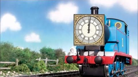 Big ben tank engine
