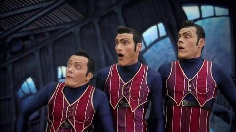We Are Number One but text to speech