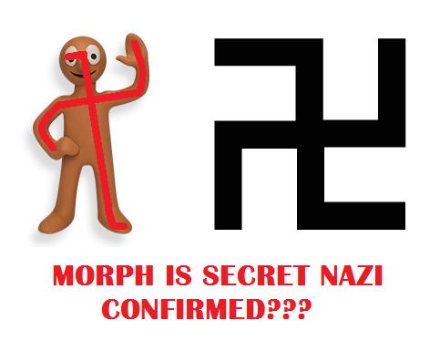 Morph the Nazi