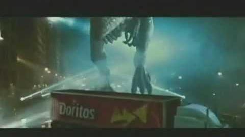 GODZILLA® (1998) - Doritos Commercial