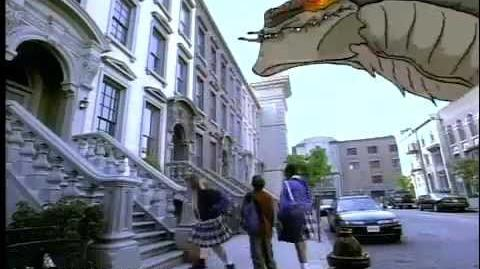 GODZILLA®- The Series - 1998 FOX Kids Commercial