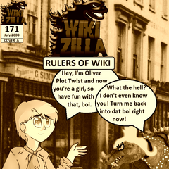 Issue 171, where The Boy Who Cried Godzilla meets <a href=