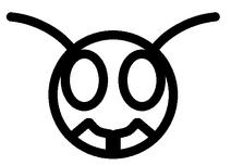 Grasshoppergender symbol