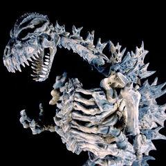 T'sFacto Godzilla Bones. Circa 2015.