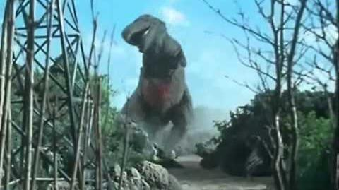 Dancing Dino !!!