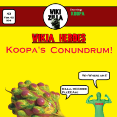 Issue 43, in which Koopa encounters the <a href=