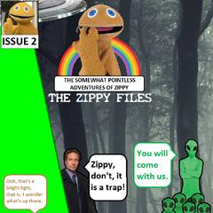Zippy befriends <a href=