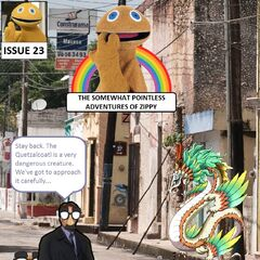 Despite being undercover, Zippy and Mulder decide it is their job to save Mexico when an evil <a href=