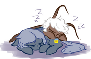 Mothpone and sleepypone
