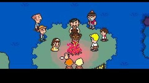 Mother 3 Hinawa's Death (English)