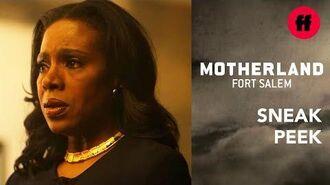 Motherland Season 1, Episode 2 Sneak Peek General Alder Versus The 45th President Freeform
