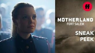 Motherland Season 1 Finale Sneak Peek General Alder's Graduation Speech Freeform