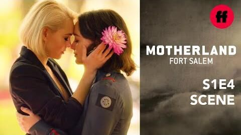 Motherland Fort Salem Season 1, Episode 4 Scylla Admits Her Feelings To Raelle Freeform-2