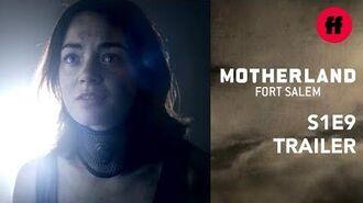 Motherland Fort Salem Season 1, Episode 9 Trailer Raelle Confronts Scylla