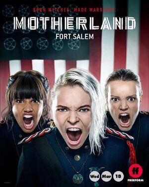 Motherland Premiere Poster