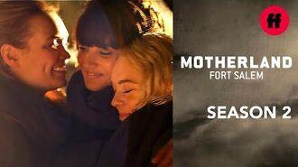 Motherland Fort Salem Season 2 Announcement Freeform