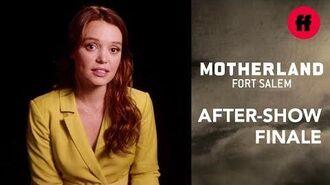 Motherland Fort Salem After The Storm Season 1 Finale Freeform