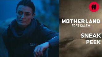 Motherland Season 1 Finale Sneak Peek General Alder Opens Up To The Unit Freeform