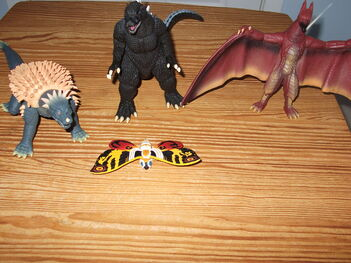 Godzilla gang