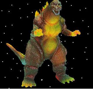 Outer Space Godzilla