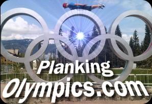 Logo - Planking Olympics