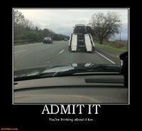 http://www.motifake.com/admit-it-car-ramp-drive-demotivational-posters-124386