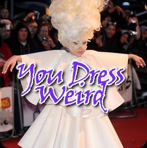 Logo - You Dress Weird