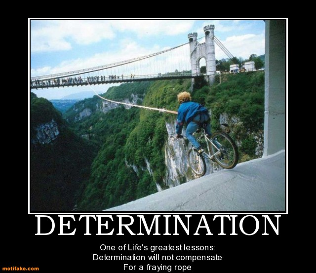 Persistence Motivational Quotes: Determination-determination-demotivational