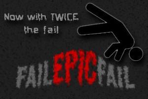 Logo - Fail Epic Fail